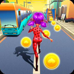 Lady Bug Adventure Run For PC