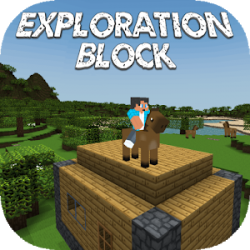 Exploration Block Zombie Craft For PC