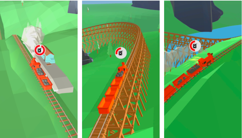 Off the Rails 3D For PC