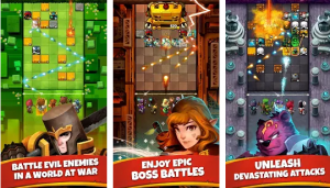 Battle Bouncers For PC