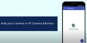 IP Camera Monitor for PC