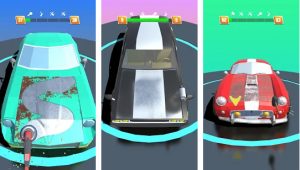 Car Restoration 3D For PC
